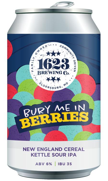 1623 Bury Me In Berries