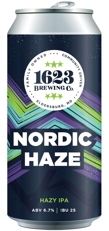 1623 Nordic Haze IPA