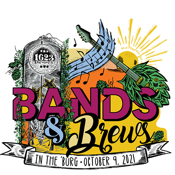 1623 Bands & Brews in the 'Burg